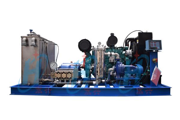 1000公斤柴油高压清洗机